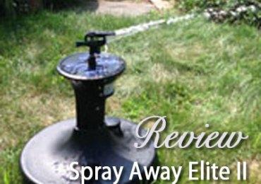Havahart Spray away Elite II Review