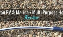 Swan RV & Marine+ Multi-Purpose Hose: Product Review