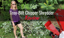 Troy-Bilt Chipper Shredder (CS4325): Product Review