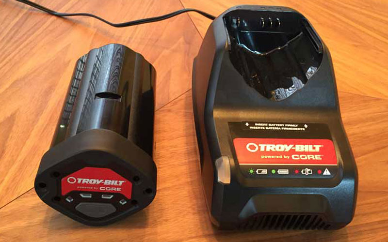 Troy-Bilt Cordless String Trimmer TB4200 Core Battery