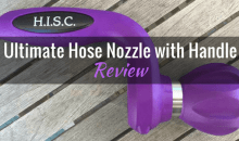Ultimate Hose Nozzle with Handle: Product Review