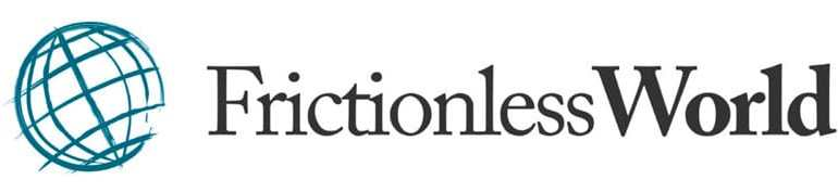 Frictionless World logo