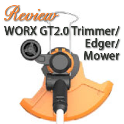 WORX GT2.0 String Trimmer Review