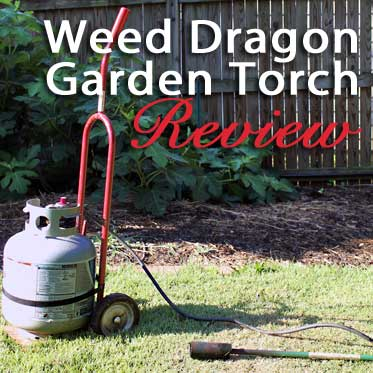 Weed dragon garden torch review
