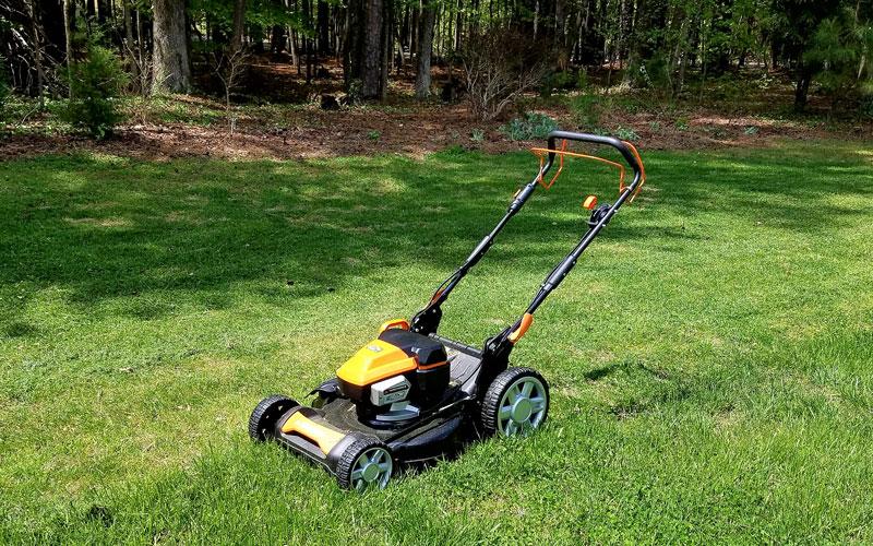 Yard Force 120V Cordless Mower
