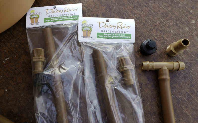 daisy rain sprinkler pots sprinkler kit