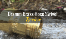 Dramm Brass Hose Swivel (13852): Product Review