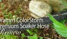 Dramm ColorStorm Premium Soaker Hose: Product Review