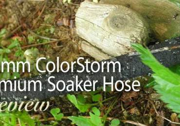 Dramm ColorStorm Premium Soaker Hose product review