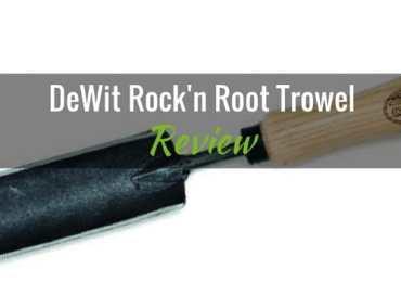 DeWit Rock'n Root Trowel
