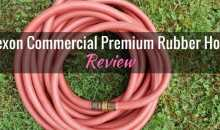 Flexon Commercial Premium Rubber Hose: Product Review