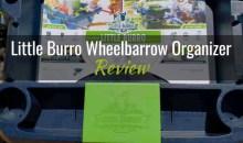 Original Little Burro Wheelbarrow Organizer: Product Review