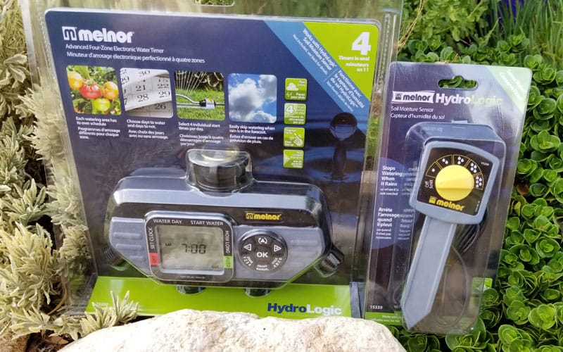 melnor hydro logic timer packaging