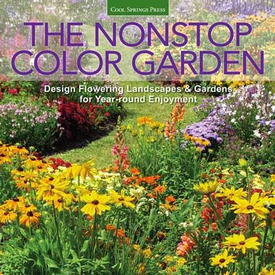 Nonstop Color Garden book review