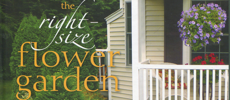 Book Review: The Right-Size Flower Garden by Kerry Ann Mendez