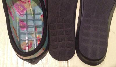 lightweight design for Sloggers Rain & Garden Shoes