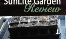Tabletop SunLite® Garden: Product Review