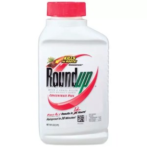 Roundup Weed Killer Concentrate Plus