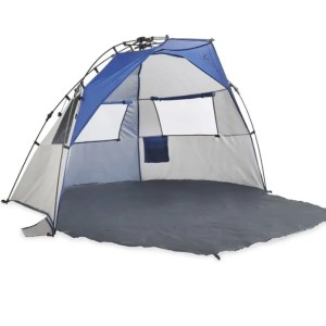 Lightspeed Outdoors Quick Cabana Beach Tent