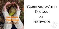 GardeningWitch Designs at Festiwool 2017
