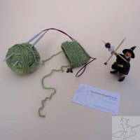 Magic Loop Knitting workshop with GardeningWitch Designs