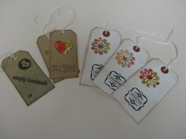 Labels for your Handmade Items