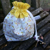 Sew a Drawstring Bag