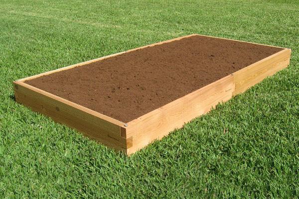 How Build 4x8 Garden Box