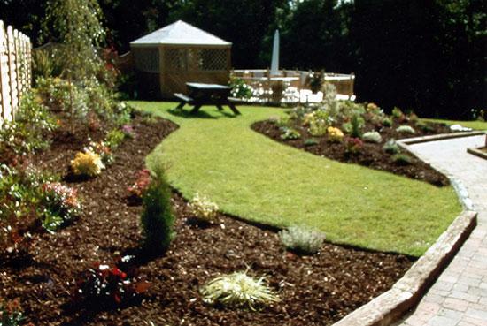 Garden Landscapes Armagh Northern Ireland