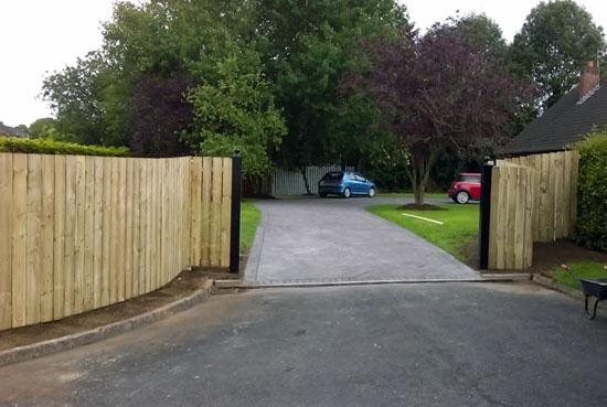 Fences Portadown Armagh