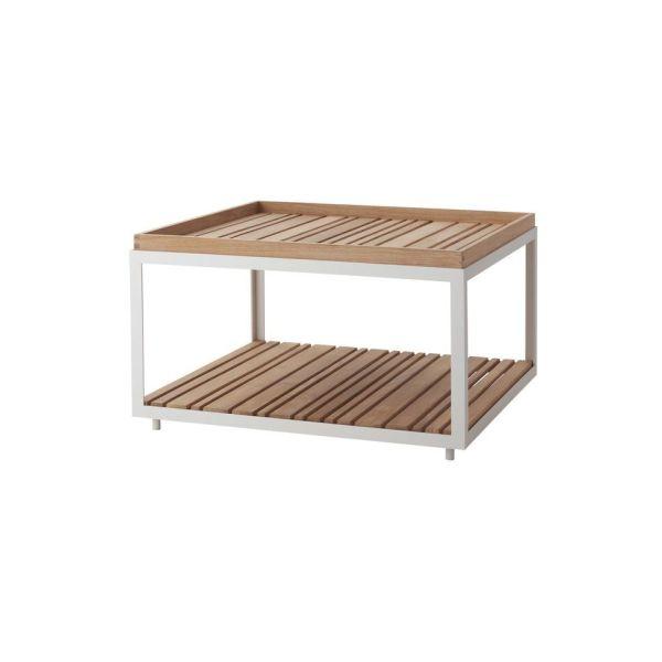 Garden Life Outdoor Living - Cane-line LEVEL kerti dohányzóasztal
