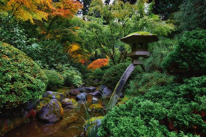 символика японского сада