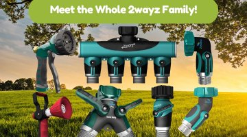 5 best garden hose splitter Reviews 2018: Complete Buying Guide