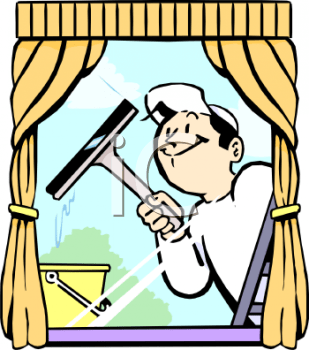 Window_Cleaner_Using_a_Squeegie_clipart_image
