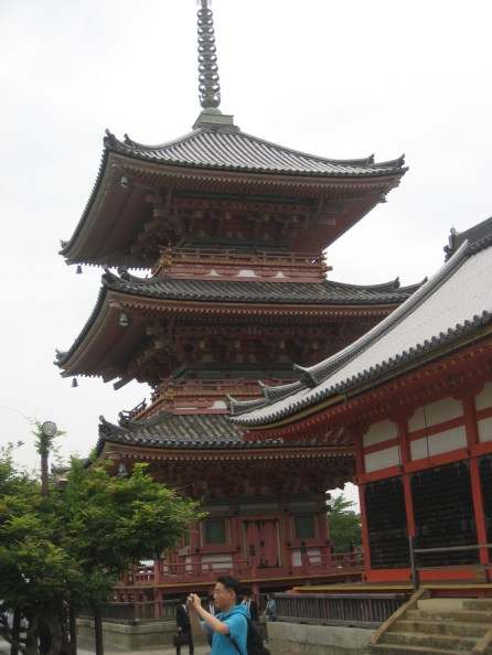 Temple, Japan 1