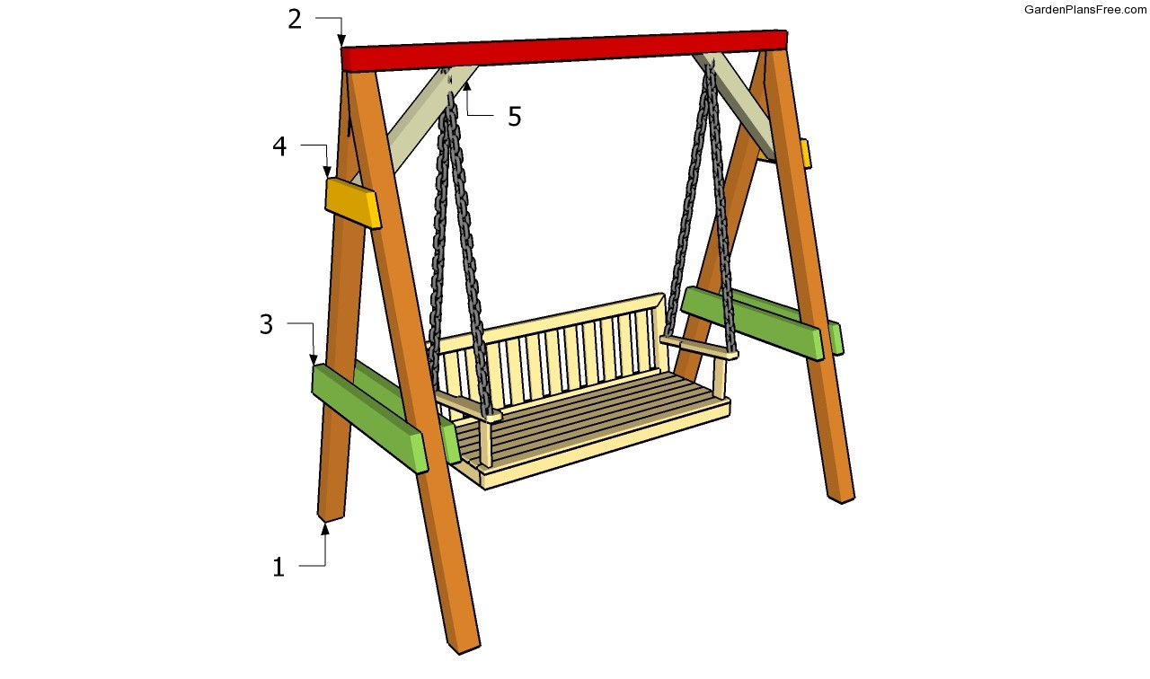 PDF Plans Outdoor Wooden Swing Plans Download plan toys palomino ...