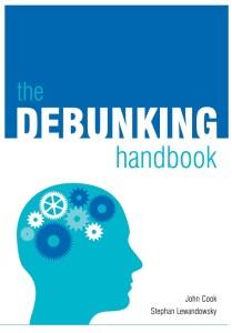 the debunking handbook