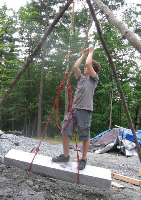 Matt moving stone 2