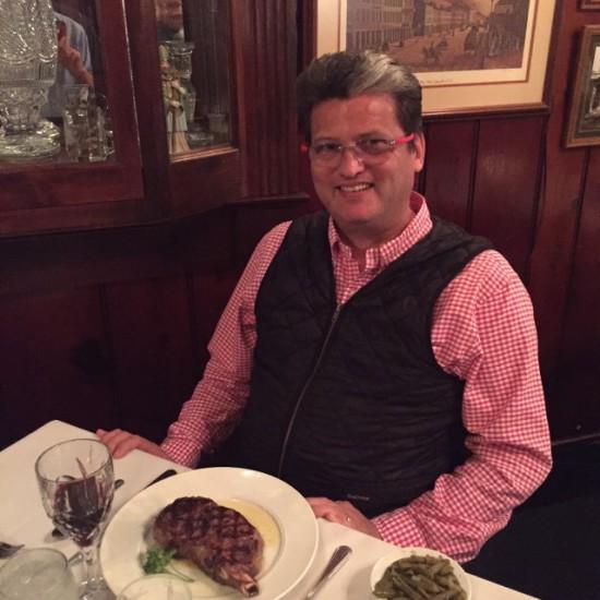 Pat's Steak House. Louisville, KY.