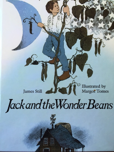 Jack and the Wonder Beans, James Still (1)