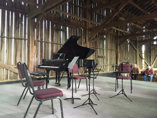 Shaker Village, Chamber Music 052816 (1)