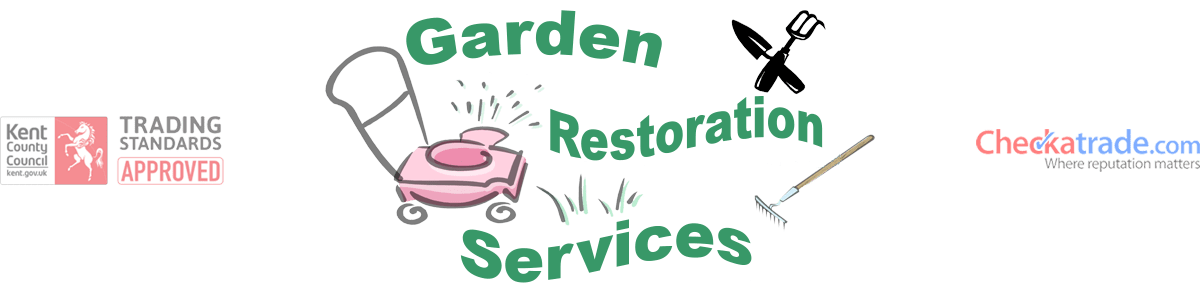 Garden Restoration Services Logo