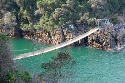 sea coast wilderness architecture bridge river 1023761