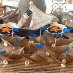 Paper Boat Decorations