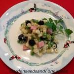Salad-Roni Pea Salad