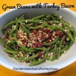 Green Beans with Turkey Bacon