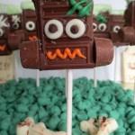 Frankenstein Pops