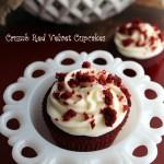 Crumb Red Velvet Cupcakes