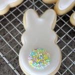 Bunny Tail Sugar Cookies