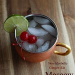Non-Alcoholic Ginger Ale Moscow Mule